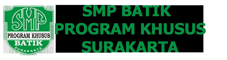 SMP Batik Program Khusus Surakarta